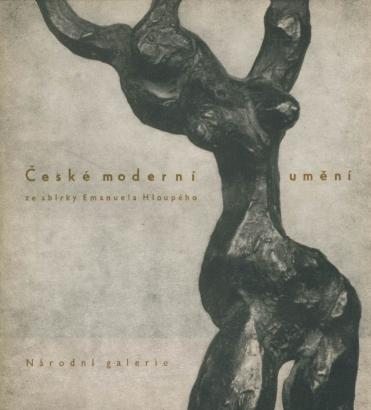 České moderní umění ze sbírky Emanuela Hloupého