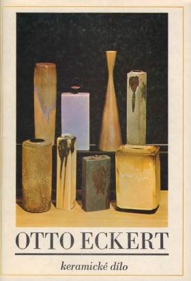 Otto Eckert: Keramické dílo
