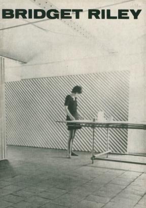 Bridget Riley: Obrazy z let 1951 - 1971