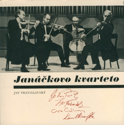 Vratislavský, Jan - Janáčkovo kvarteto