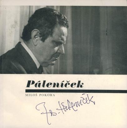 Pokora, Miloš - Josef Páleníček