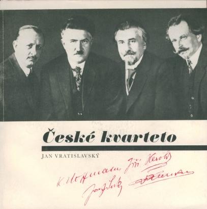 Vratislavský, Jan - České kvarteto