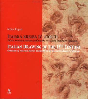 Togner, Milan - Italská kresba 17. století / Italian Drawing of the 17th Century