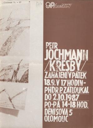 Petr Jochmann: Kresby