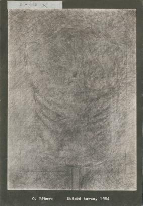 Jana a Otto Bébarovi: Grafika / keramika / kresby / obrazy