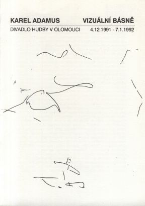 Karel Adamus: Vizuální básně