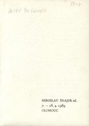 Miroslav Šnajdr ml.