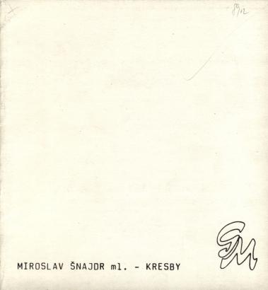 Miroslav Šnajdr ml.: Kresby