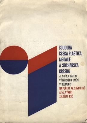 Soudobá česká plastika, medaile a sochařská kresba
