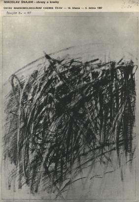 Miroslav Šnajdr: Obrazy a kresby