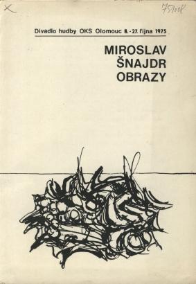 Miroslav Šnajdr: Obrazy