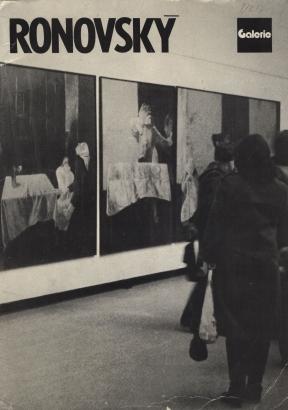 František Ronovský: Obrazy, kresby 1971-1981