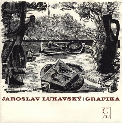 Jaroslav Lukavský: Grafika