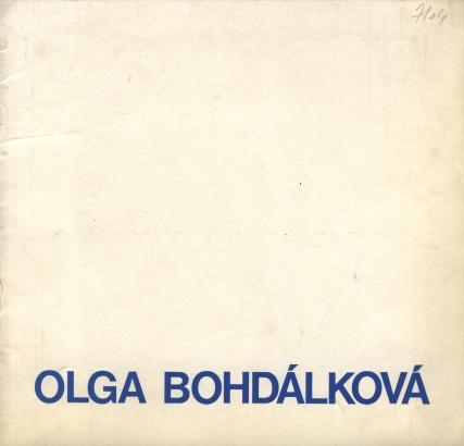 Olga Bohdálková