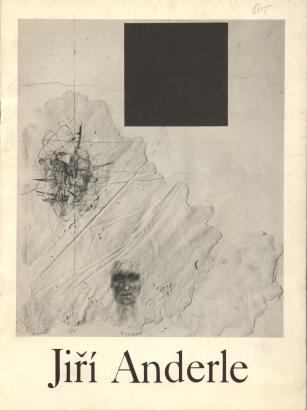 Jiří Anderle: Obrazy, grafika