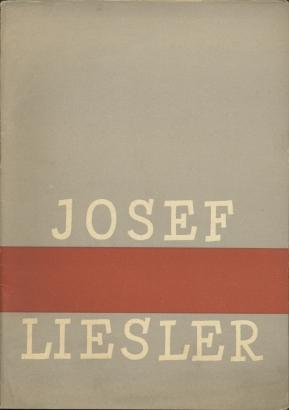 Náčrtky a kresby Josefa Lieslera