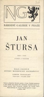 Jan Štursa 1880 - 1925