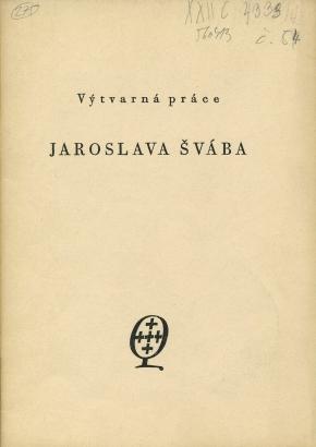Výtvarná práce Jaroslava Švába