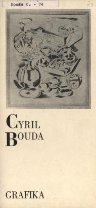Cyril Bouda: Grafika