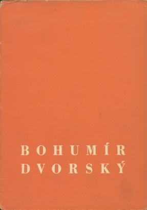 Studie k obrazům Bohumíra Dvorského