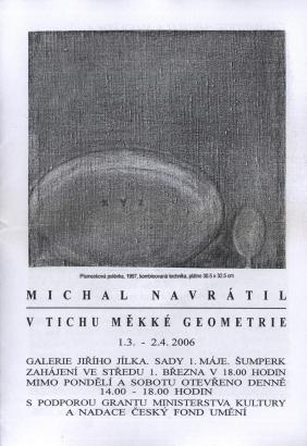 Michal Navrátil: V tichu měkké geometrie