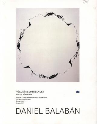 Daniel Balabán: Všední nesmrtelnost