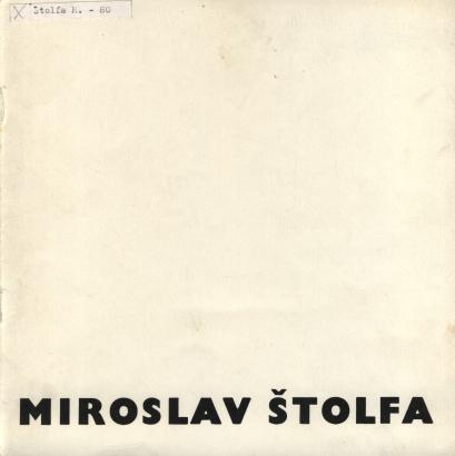 Miroslav Štolfa: Kresby