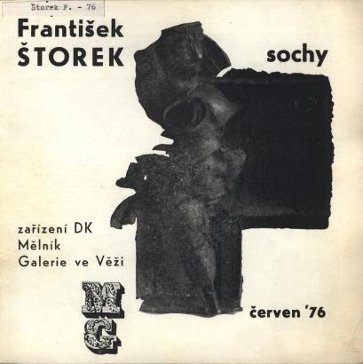 František Štorek: Sochy