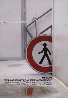 Jan Sekal: Přesnost geometrie a poezie každodennosti