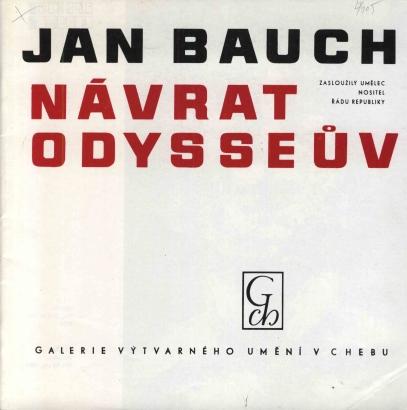 Jan Bauch: Návrat Odysseův