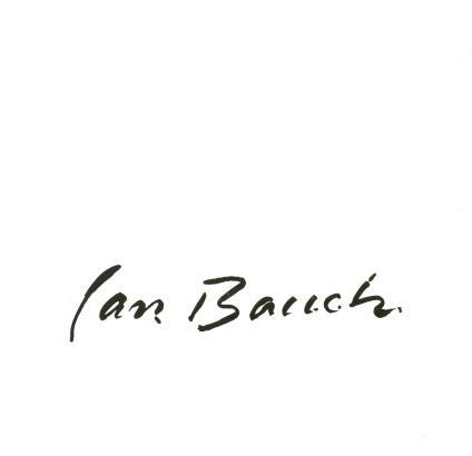 Národní umělec Jan Bauch