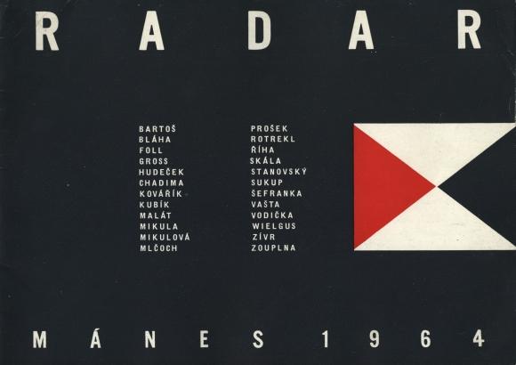 Radar Mánes 1964
