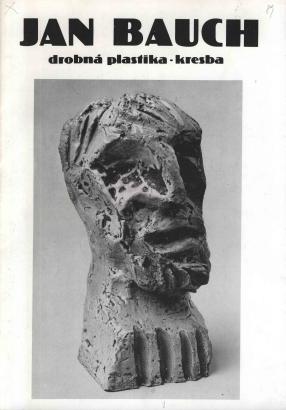 Jan Bauch: Drobná plastika - kresba