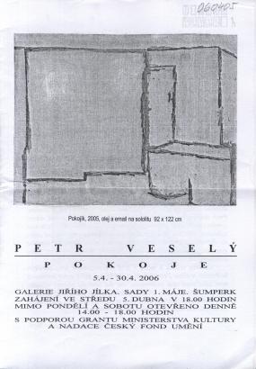 Petr Veselý: Pokoje