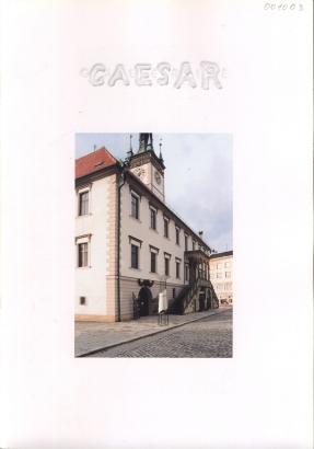 100. výstava Galerie Caesar