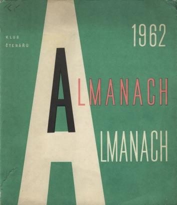 Justl, Vladimír - Almanach Klubu čtenářů 1962