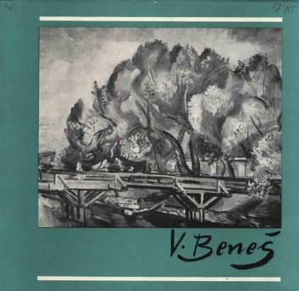 Národní umělec Vincenc Beneš: Výběr z díla z let 1908-1973