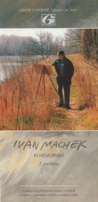 Ivan Machek: In memoriam
