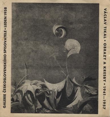 Václav Tikal: Obrazy a kresby 1941-1957