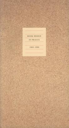 Book design in Prague 1960 - 1990