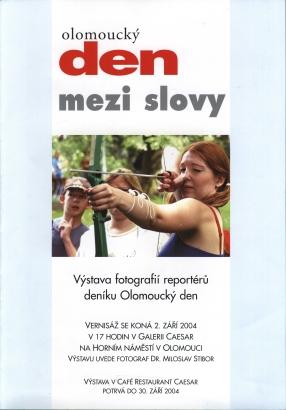 Olomoucký den mezi slovy