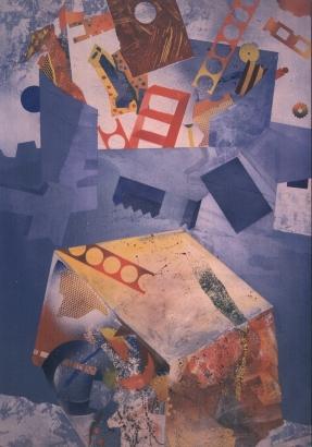 Eduard Halberštát: Ostravská série 1964 - 1994