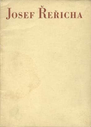 Kresby a dřevoryty Josefa Řeřichy