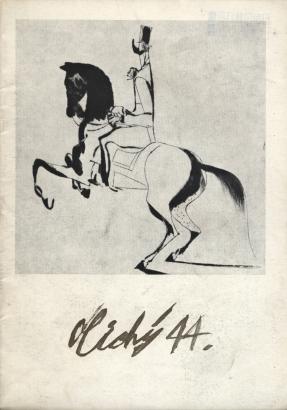 Grafika Františka Tichého