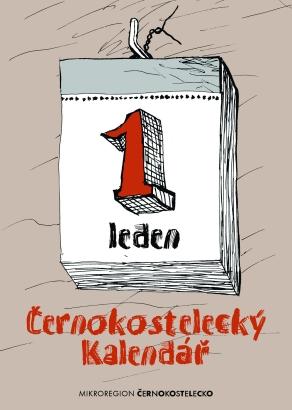 Hůla, Jiří - Černokostelecký kalendář