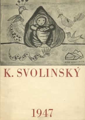 Malby a kresby Karla Svolinského