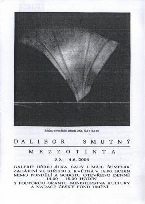 Dalibor Smutný: Mezzotinta