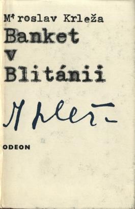 Krleža, Miroslav - Banket v Blitánii