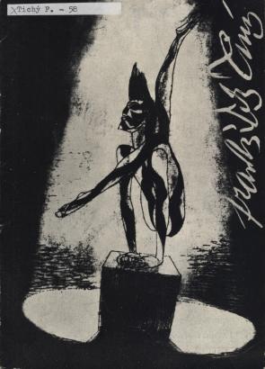 Grafické dílo Františka Tichého