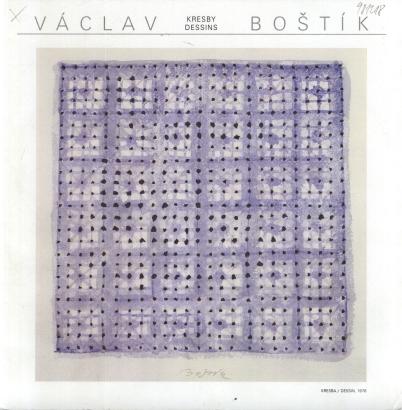 Václav Boštík: Kresby / Dessins